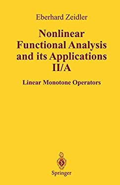 Nonlinear Functional Analysis and Its Applications, Volume 4: Applications to Mathematical Physics 9780387964997