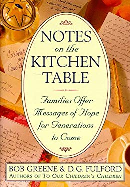 Notes on the Kitchen Table 9780385490610