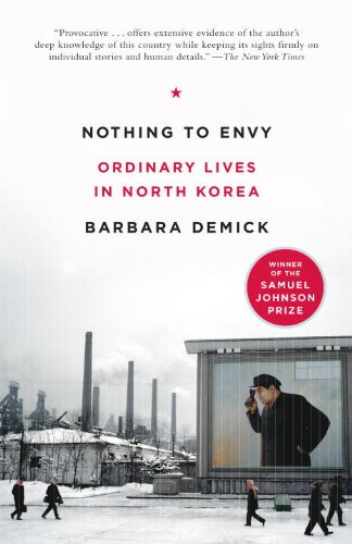 Nothing to Envy: Ordinary Lives in North Korea 9780385523912