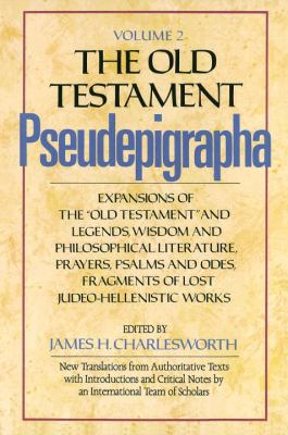 Old Testament Pseudepigrapha 2