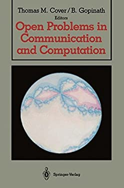 Open Problems in Communication and Computation 9780387966212