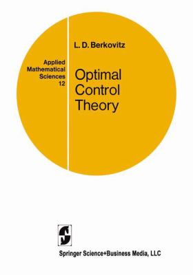 Optimal Control Theory 9780387901060