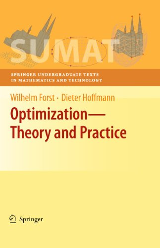 Optimization Theory and Practice 9780387789767