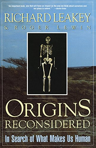 Origins Reconsidered: In Search of What Makes Us Human 9780385467926