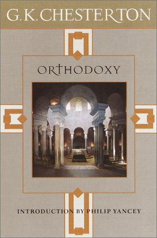 Orthodoxy 9780385015363