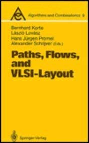Paths, Flows and VLSI-Layout