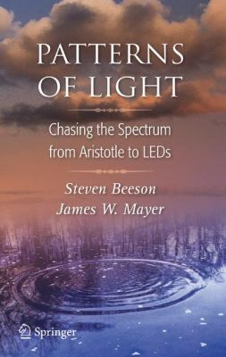 Patterns of Light: Chasing the Spectrum from Aristotle to LEDs 9780387751061
