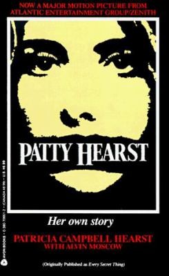Patty Hearst Her Story 9780380706518