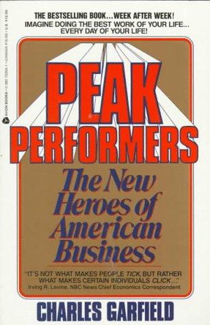Peak Performers 9780380703043