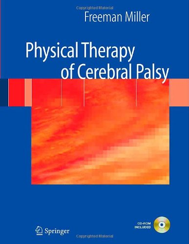 Physical Therapy of Cerebral Palsy 9780387383033