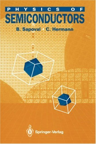Physics of Semiconductors 9780387940243