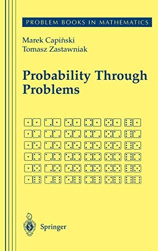 Probability Through Problems