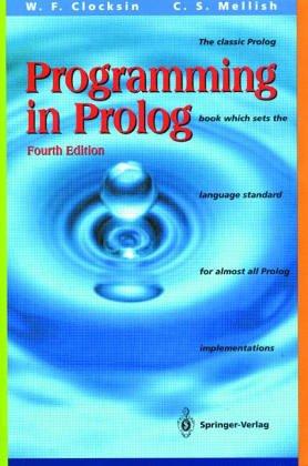 Programming in PROLOG 9780387583501
