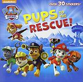 Pups to the Rescue! (Paw Patrol) (Pictureback(R)) 22244365