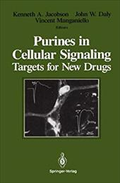 Purines in Cellular Signaling: Targets for New Drugs