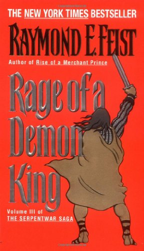 Rage of a Demon King 9780380720880