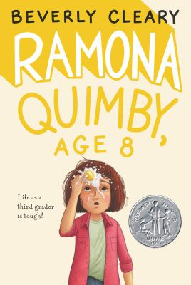 Ramona Quimby, Age 8 as book, audiobook or ebook.