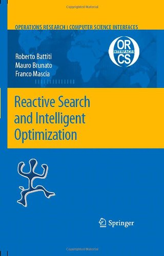 Reactive Search and Intelligent Optimization 9780387096230