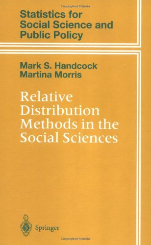 Relative Distribution Methods in the Social Sciences 9780387987781