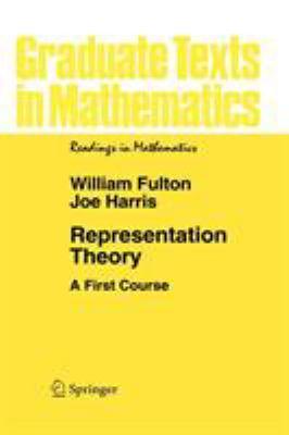 Representation Theory - 3rd Edition