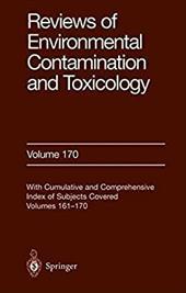 Reviews of Environmental Contamination and Toxicology 170