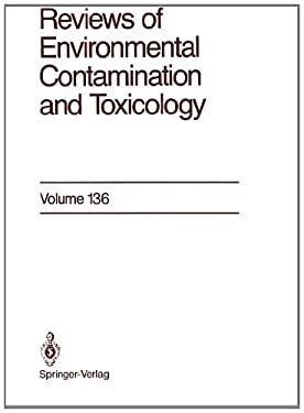 Reviews of Environmental Contamination and Toxicology 136 9780387942780