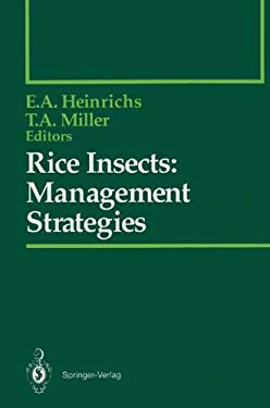 Rice Insects: Management Strategies 9780387974903
