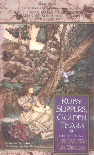 Ruby Slippers, Golden Tears 9780380778720