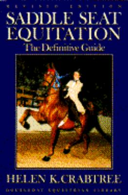 Saddle Seat Equitation 9780385172172