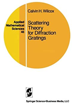 Scattering Theory for Diffraction Gratings 9780387909240