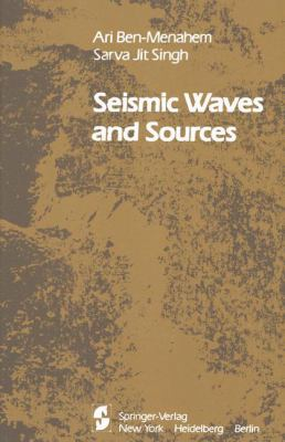 Seismic Waves and Sources 9780387905068
