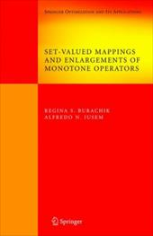 Set-Valued Mappings and Enlargements of Monotone Operators 1180734