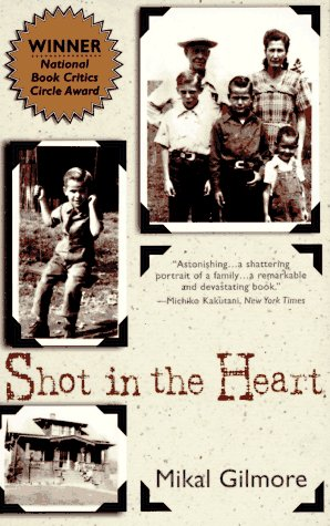 Shot in the Heart 9780385478007