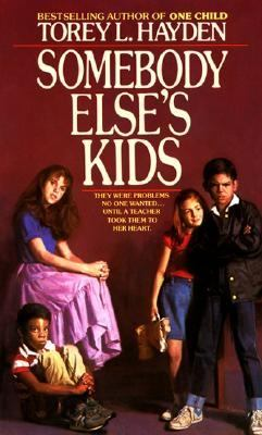 Somebody Else's Kids 9780380599493