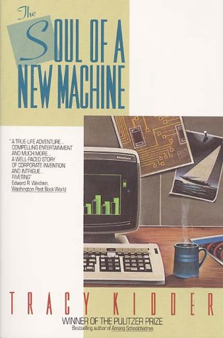 Soul of a New Machine 9780380711154