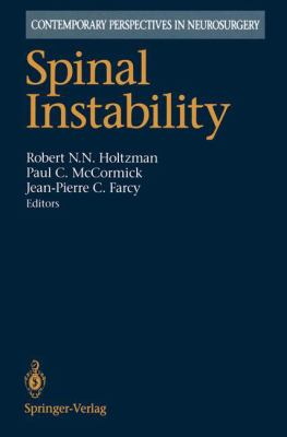Spinal Instability 9780387979410