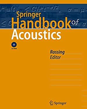 Springer Handbook of Acoustics [With CDROM]