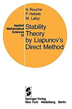 Stability Theory by Liapunov's Direct Method 9780387902586