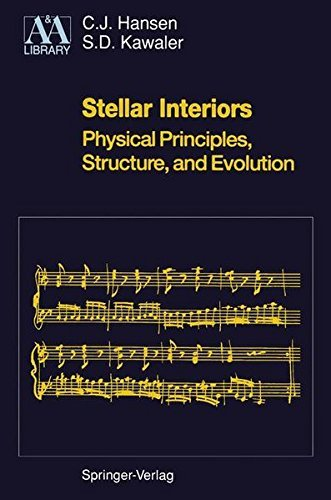 Stellar Interiors: Physical Principles, Structure, and Evolution [With Disk] 9780387941387