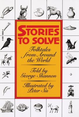 Stories to Solve: Folktales from Around the World 9780380732609