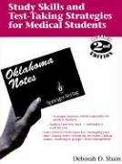 Study Skills and Test-Taking Strategies for Medical Students: Find and Use Your Personal Learning Style 9780387943961