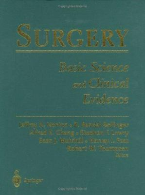 Surgery [With CDROM] 9780387984476