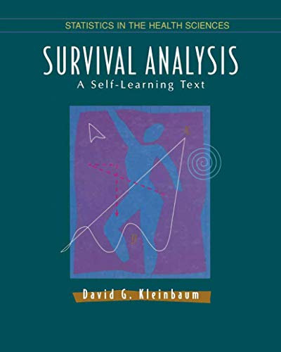 Survival Analysis: A Self-Learning Text 9780387945439