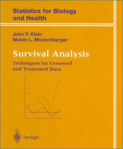 Survival Analysis 9780387948294