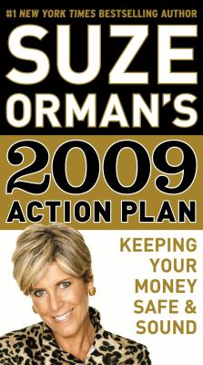 Suze Orman's 2009 Action Plan 9780385530934