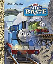 Tale of the Brave (Thomas & Friends) (Little Golden Book) 22266648