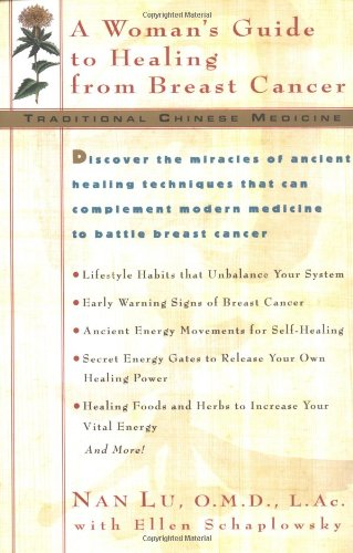 Tcm: A Woman's Guide to Healing from Breast Cancer 9780380809028
