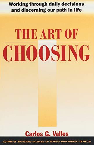 The Art of Choosing 9780385263849