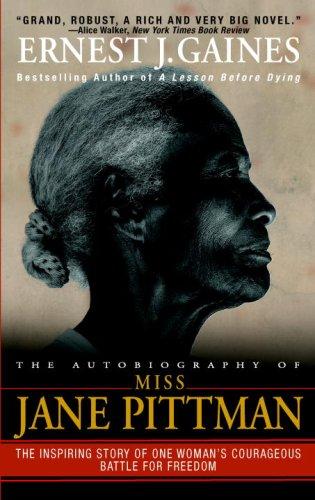 The Autobiography of Miss Jane Pittman 9780385342780