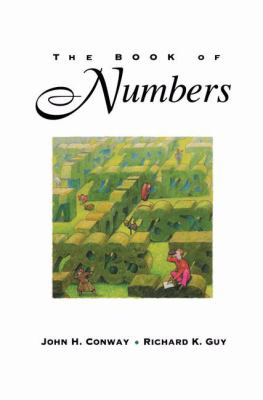The Book of Numbers 9780387979939